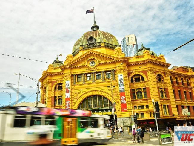 Úc là nước hạnh phúc thứ 9 Melbourne đã từng được gọi là thành phố đáng sống nhất trên thế giới. Ảnh: News Corp Australia