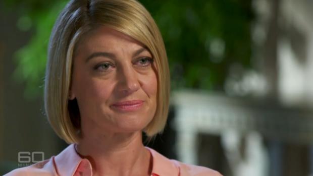 Nhà báo Tara Brown là một trong số những người thuộc nhóm làm chương trình 60 phút vừa bị bắt giữ và cáo buộc tội bắt cóc ở Beirut, Lebanon - Ảnh: SMH