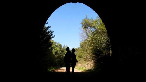 Đường hầm Redbank Range cũng là một điểm ma ám nổi tiếng ở Australia.