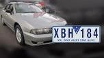 car BH 144