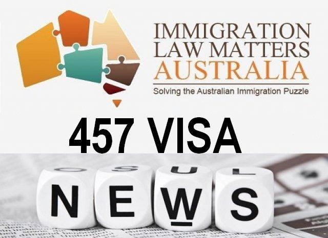 Kết quả hình ảnh cho visa 457