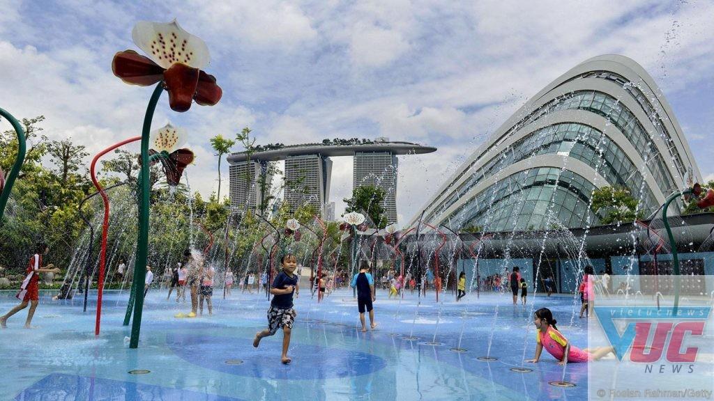 Garden by the Bay, Singapore (Credit: Roslan Rahman/Getty)