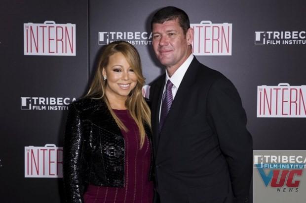 Nguồn tin từ phía Mariah Carey và James Packer đưa ra nhiều ý kiến khác nhau về nguyên nhân vụ đổ vỡ - Ảnh: Reuters