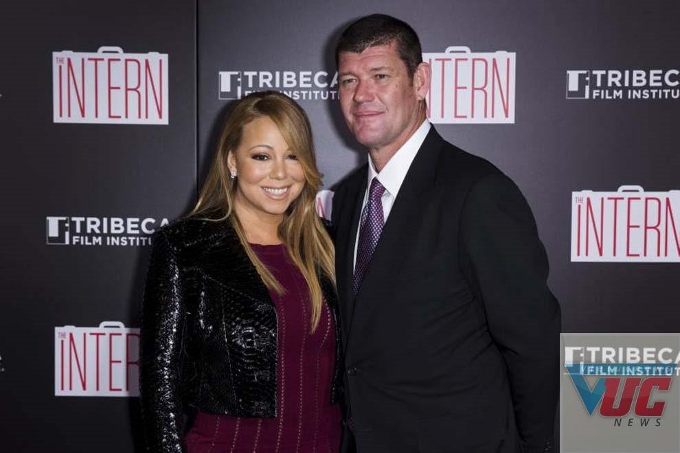 James Packer được cho là đã hủy hôn với Mariah Carey ẢNH: REUTERS