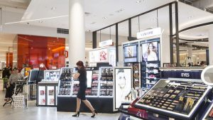 A supplied image obtained Friday, May 20, 2016 of the new David Jones store at the newly refurbished Eastland Shopping Centre. David Jones will unveil a new store at Myer's soon to be closed Wollongong Central department store and it will resemble its Ringwood store in Melbourne's east. (AAP Image/Teagan Glenane/David Jones Store) NO ARCHIVING, EDITORIAL USE ONLY