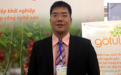 CEO Traafb Thái Dương