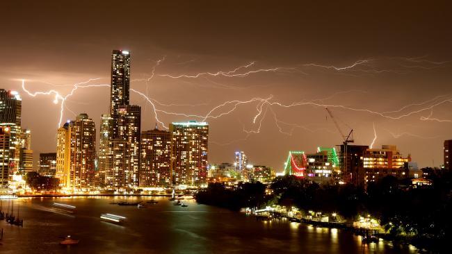 Thời tiết ở Brisbane