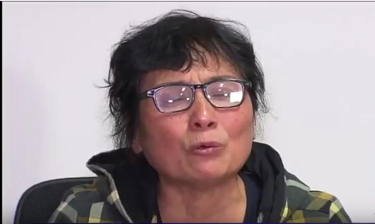 Mẹ của nạn nhân tiếc thương con trai