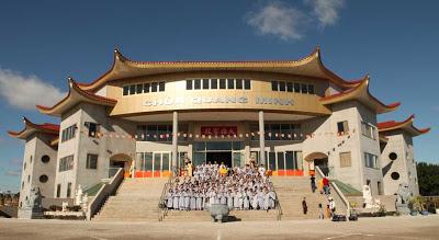 Lịch sử của Chùa Quang Minh