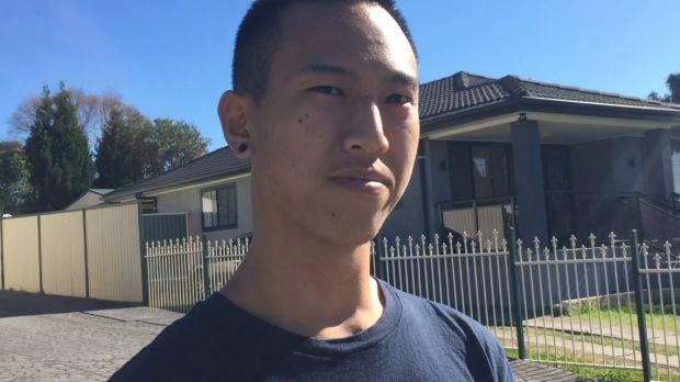 Charlie Huynh nói người anh e của a ấy đã từng ở nhà chỉ vài giờ trước đó