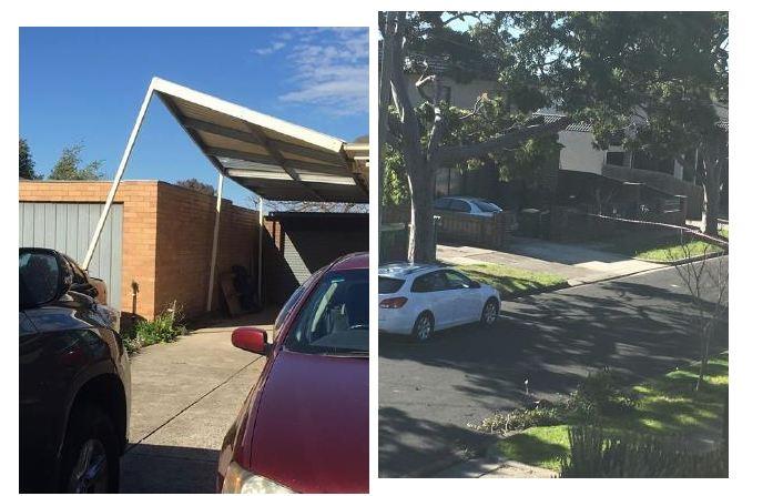 gio manh tan pha melbourne 3 - Gió mạnh tàn phá Melbourne