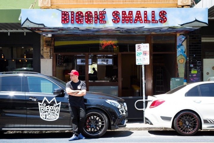 BIGGIE SMALLS, COLLINGWOOD