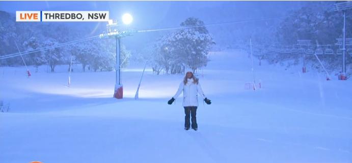 Trời lạnh trên toàn nước Úc sẽ vẫn còn tiếp tục kéo dài